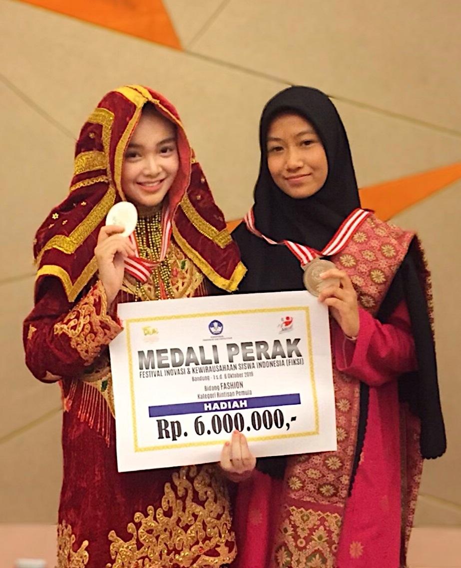 Medali Perak FIKSI 2019