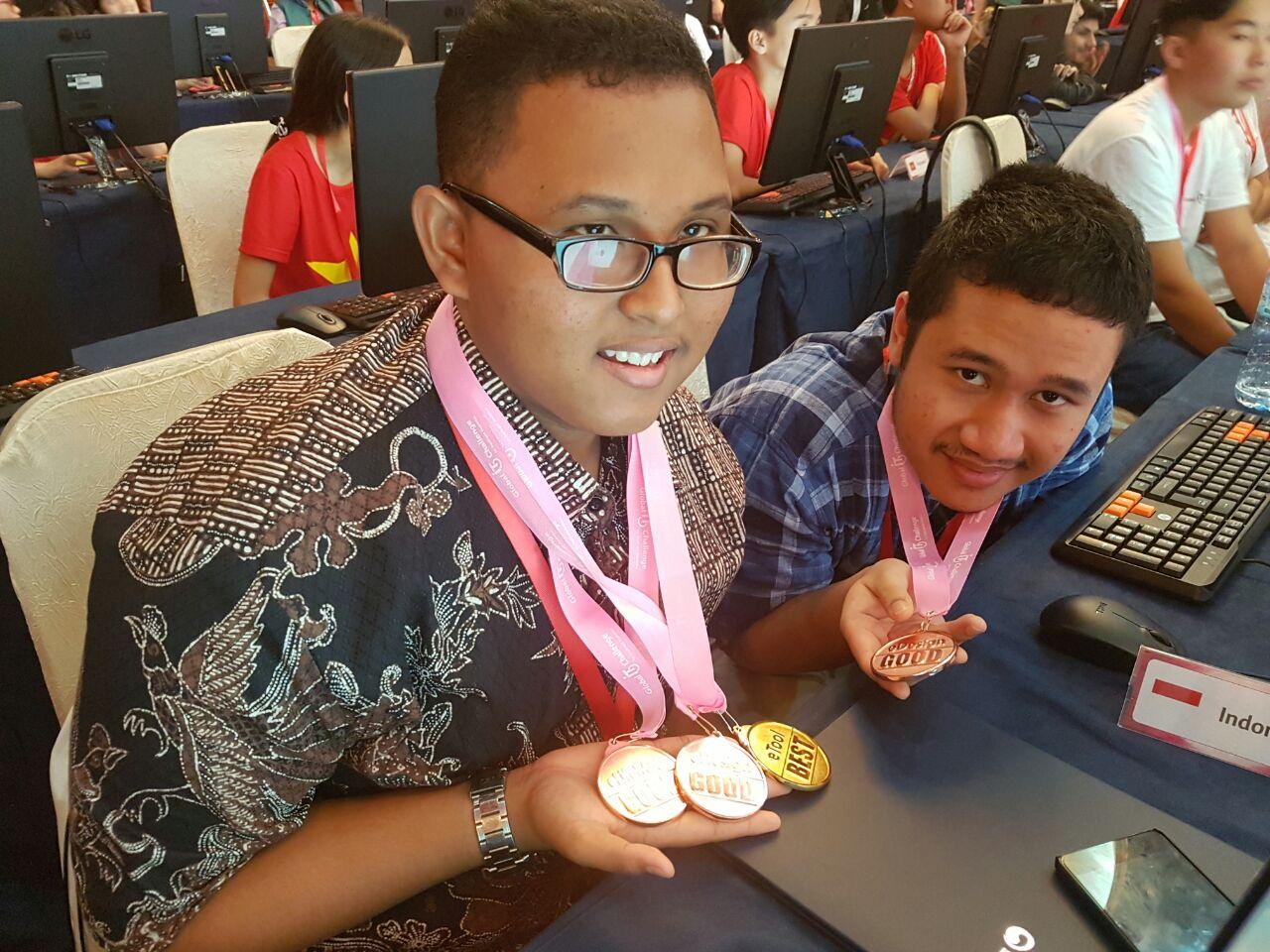 Pemuda Berprestasi Kementrian Pemuda dan Olahraga