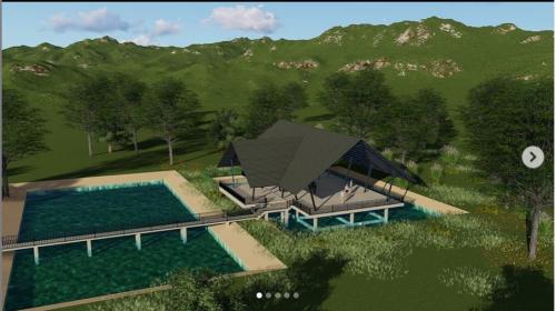 Pembangunan Pendopo