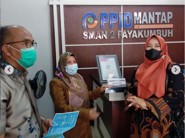 Kunjungan kerja Ketua DPRD Prov. Sumatera Barat Bpk. Supardi